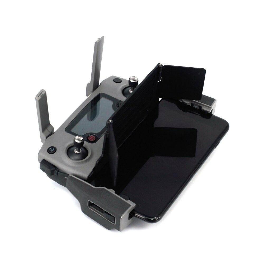 Mavic 2 Pro Phone Monitor Hood Cover Sun Shade For DJI Mavic Pro Mavic 2 Zoom Air Drone Phantom 4 Pro Spark Accessories