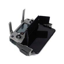 Mavic 2 Pro Telefon Monitör Hood Kapak Güneş Gölge DJI Mavic Pro Mavic 2 Zoom Hava Drone Phantom 4 pro Spark Aksesuarları