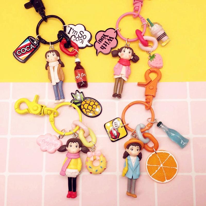 Cute Japanese Anime Hayao Miyazaki Film Series Doll ...