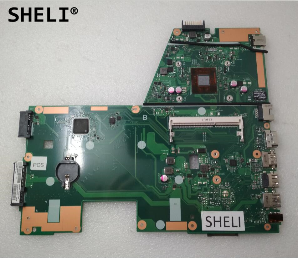 SHELI For ASUS X551M X551MA Motherboard with N3520 CPU все цены