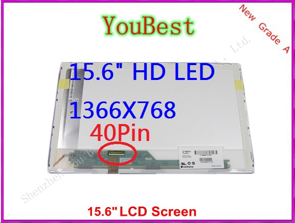 "IBM-LENOVO B590 59366616 REPLACEMENT LAPTOP 15.6/"" LCD LED Display Screen"