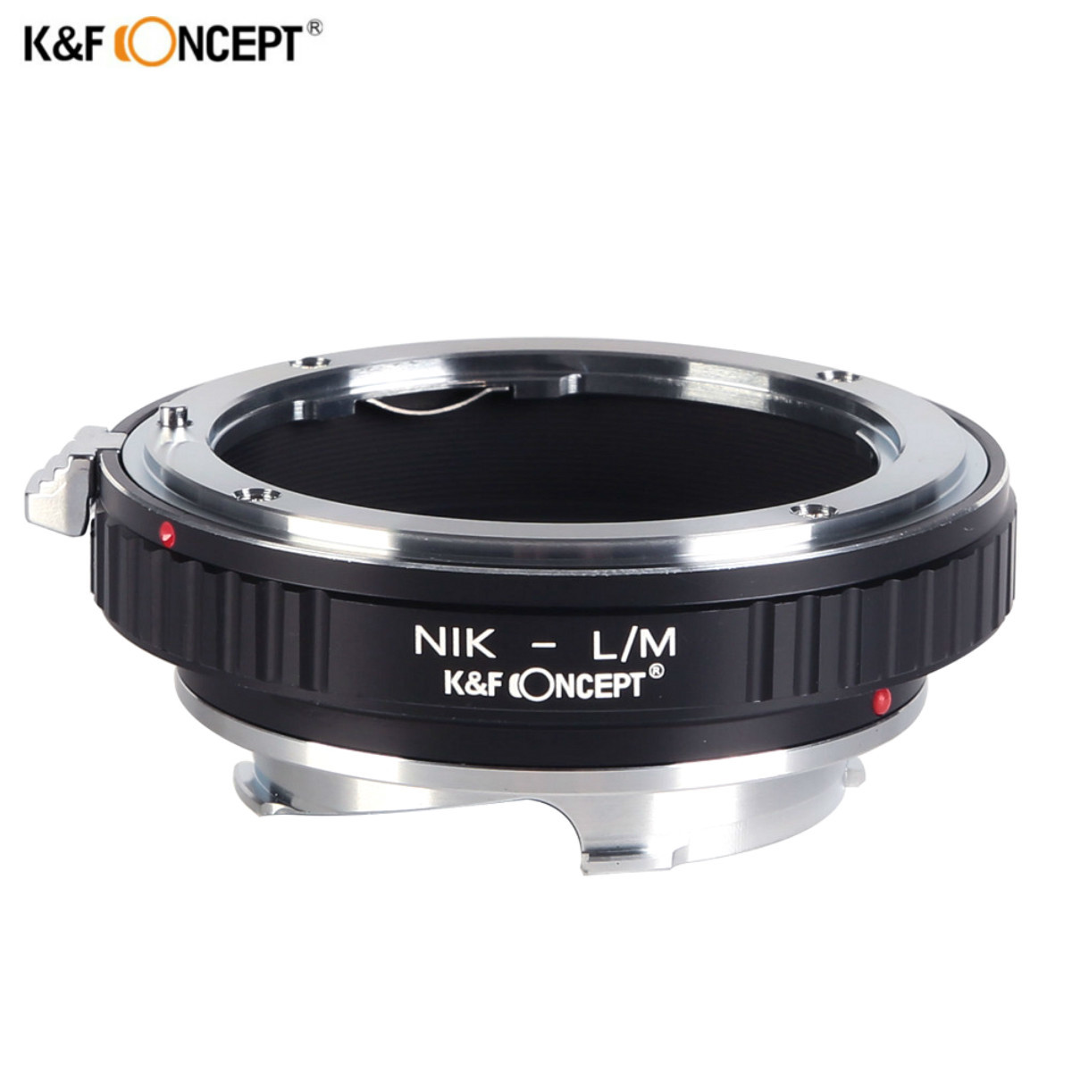 K/&F Concept Adapter for Leica M39 28-90mm Mount Lens to Leica M Camera M-P M240 M10
