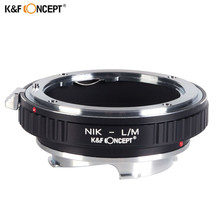 Lens M6 adaptörü Leica
