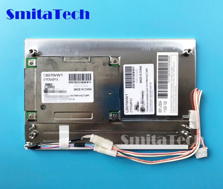 7.0 inch tft lcd screen LB070WV1 (TD)(01) LB070WV1-TD01 Display LCD Display Panel original new 10 4 inch lcd screen lb104v03 td01 lb104v03 a1