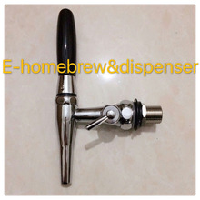 Nitro Beer tap with brass body and 304 stainless steel inner parts