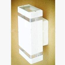 Новое поступление 1 шт./лот светодиодный Водонепроницаемый наружный настенный светильник 8 Вт IP65 Алюминий лампа