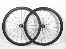 Farsports FSC38-CM-23 Chris King hub 38mm 23mm High end Customized carbon 700c bike wheelset, Carbon clincher road wheel rims