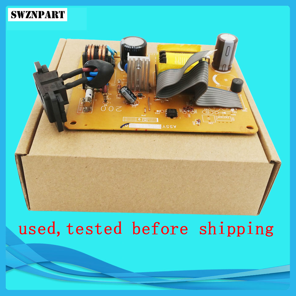 Printer power board For Epson ME1100 L1300 T1100 T1110 1100 B1100 2pc original new waste ink tank ink pad sponge maintenance box for epson t1110 t1100 me1100 b1100 1100 l1300 tray porous pad