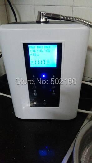 2016 Portable alkaline water purifier water ionizer OH 806 3W