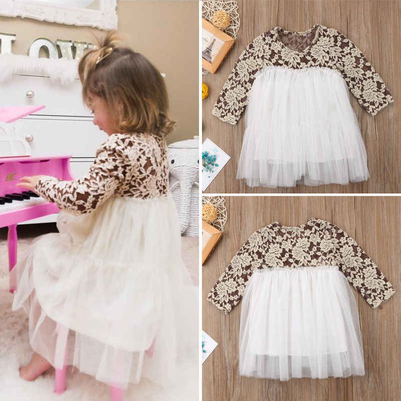 fb4f97ae6e6d9 Detail Feedback Questions about Girls Dresses Kids Baby Girls ...