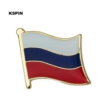 Российский металлический значок с флагом, Значки для одежды, набор Rozet, брошь в брошке, брошь в форме «розета», в виде броши, в виде броши