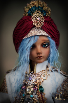 Minifee Rohan bjd 1/4 MSD body model  baby girls boys dolls eyes High Quality toys luodoll shop Oueneifs Fairyland 1