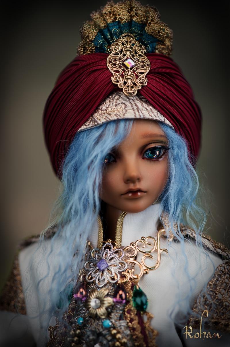 Minifee Rohan Bjd 1/4 MSD Body Model  Baby Girls Boys Dolls Eyes High Quality Toys Luodoll Shop Oueneifs Fairyland