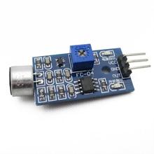 Wholesale Sound Detection Sensor Module Sound Sensor Intelligent Vehicle For Arduino