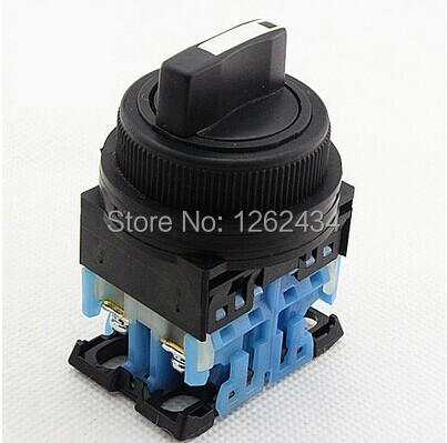 AR30PR 2 2NO 2 Positions Maintained Select Selector Switch Replaces Tele 30mm