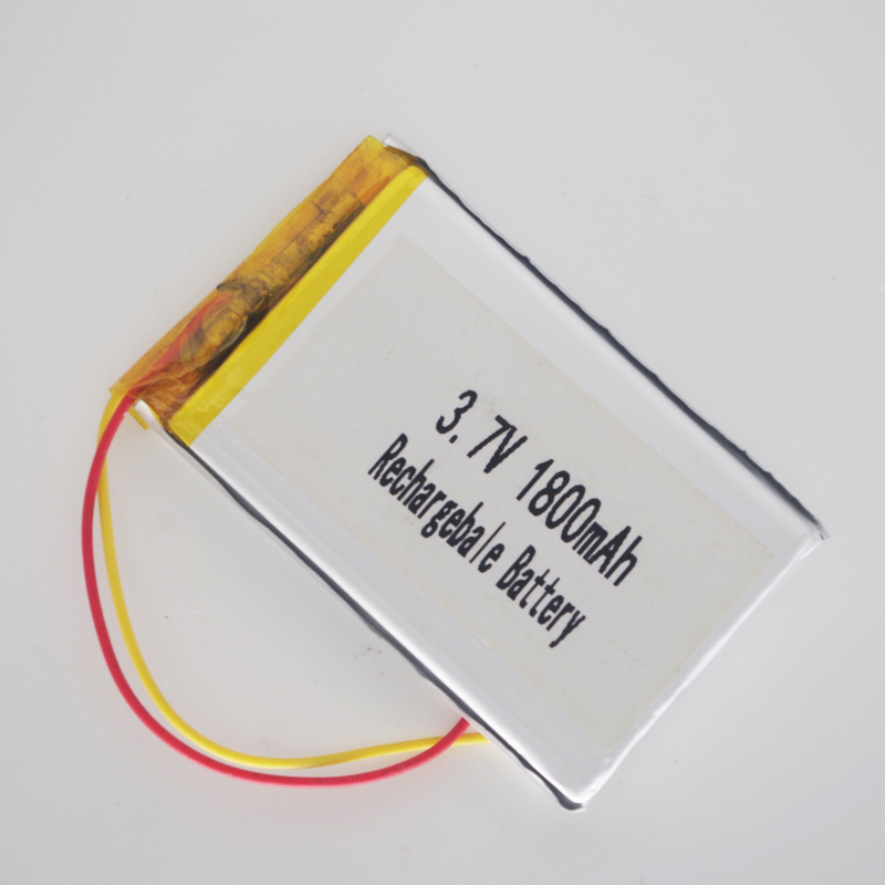 shenzhen technology 654571 <font><b>1500MAH</b></font> <font><b>3</b></font>.7v lithium polymer battery <font><b>3</b></font> <font><b>7</b></font> <font><b>V</b></font> volt li po ion lipo rechargeable batteries for tablet PC image