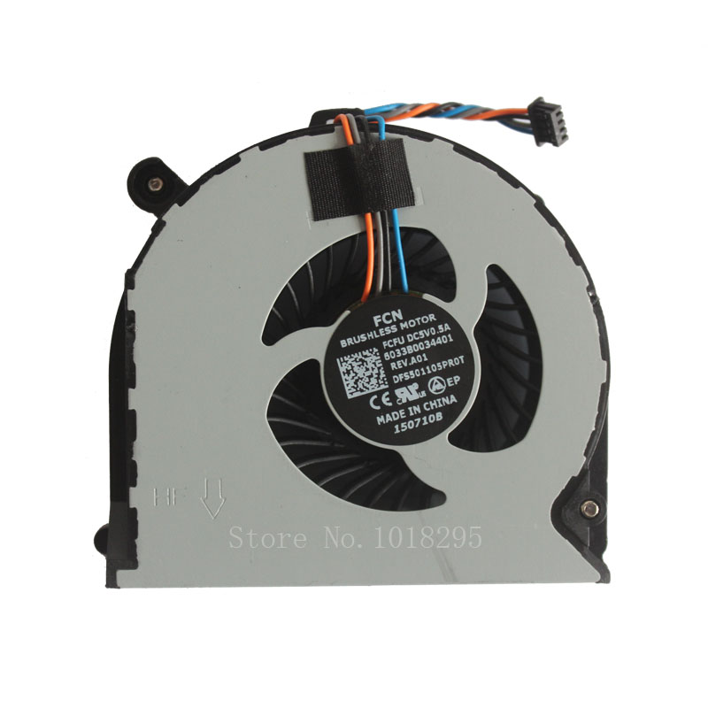 Laptops Replacements Cpu Cooling Fans Fit For HP Probook 650 G1 655 G1 640 G1 645 G1 738685-001 Notebook Cooler Fans new laptops replacement cpu cooling fans fit for ibm lenovo r61 r61i r61e mcf 219pam05 42w2779 42w2780 notebook cooler fan p20