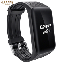 New continuous heart rate monitor Smart Bracelet Fitness Tracker Smart band Heart Rate Monitor Waterproof Sports high quality