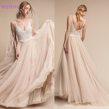 Vestige De Noiva Luxury Beach Wedding Dresses