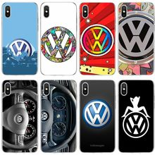 ��������������� Volkswagen Vw ������������������������ ��������������� ��������� iPhone X XR XS MAX 8 7 6 S �������...(China)
