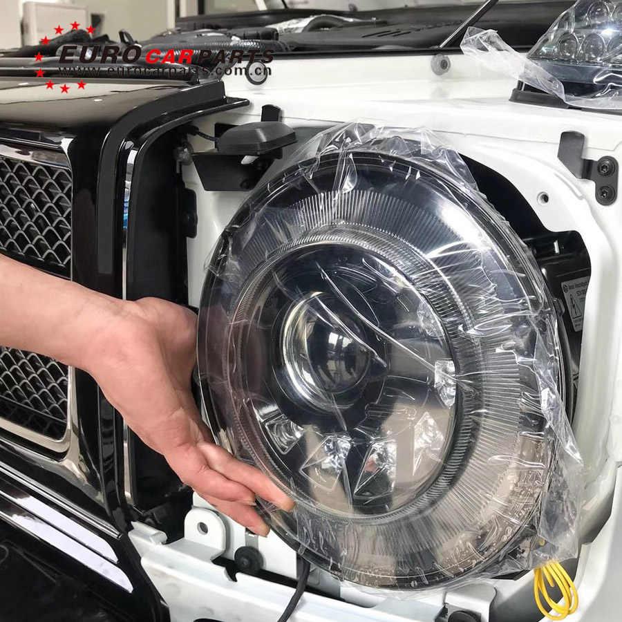 Classe G w463 g63 g65 g500 g55 led ampoule de phare pour G wagon w463 g63 g65 g500 g55 g400 g350 ampoule led 2008 à 2016 année