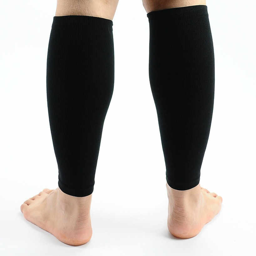ddde1698cb ... Hot Knee up and down Slimming Sleeves Hot Slim Calf Shaper Sleeves  BasketBall Protective Leg Sleeves ...