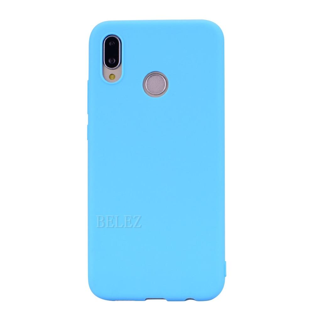 Soft TPU Candy Color Phone Case For Huawei P30 P20 Mate 20 Pro Lite P Smart Nova 4 Honor 8C 8X Max 7A 7C Y5 Y6 2018 Y9 2019 Case _05