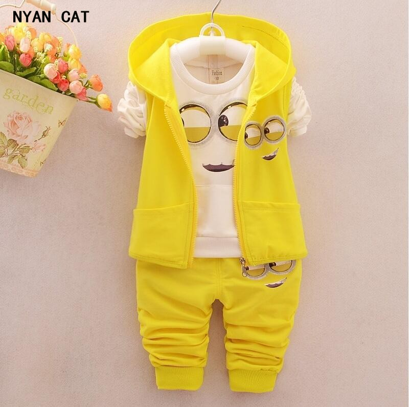 EMS DHL Free Shipping toddler Little Boys 3pc Minions Cartoon Casual wear Summer Outfit Children Clothing 7 Colors 80-90-100-110 6es7 212 1aa01 0xb0 6es7212 1aa01 0xb0 used 100% tested with free dhl ems