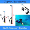 Go pro Camera Accessories GoPro Floating Extension Pole Float Floaty Monopod With WIFI Remote Clip For Gopro Hero 4 3+/3 sj4000