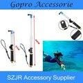 Ir pro Acessórios Da Câmera GoPro Floaty Float Flutuante Pólo de Extensão Clipe monopé Com Controle Remoto WI-FI Para Gopro Hero 4 3 +/3 sj4000