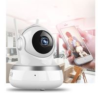 1 0MP Home Security Wifi PTZ IP Cameras Support Cloud Storage P2P Mobile PC View Motion