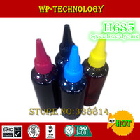 Refill Ink Suit For HP685 Specialized Dye Ink Suit For HP3525 Hp4615 Hp5525 100ML Per Color