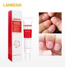 LANBENA Nail Care Gel Treatment Fungal Nail Remove Onychomycosis Nail