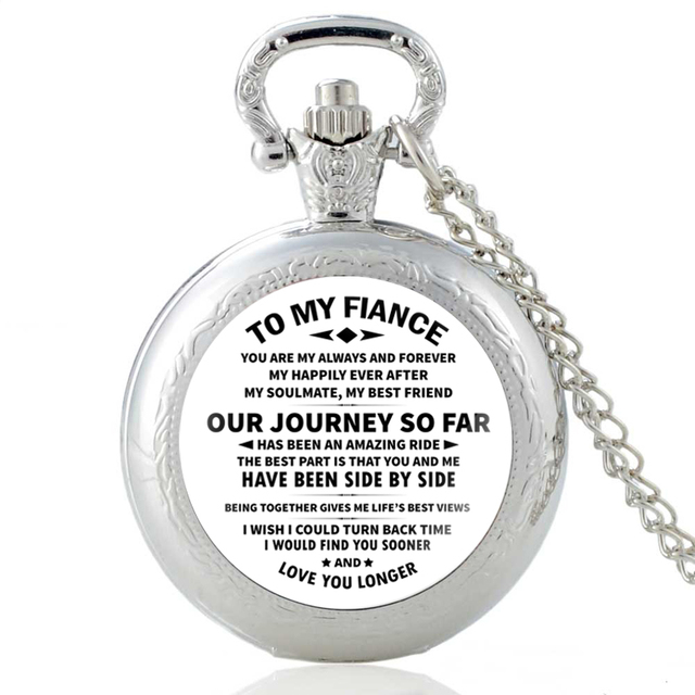 Fashion Classic Quartz Pocket Watch For Drop Shipping 1