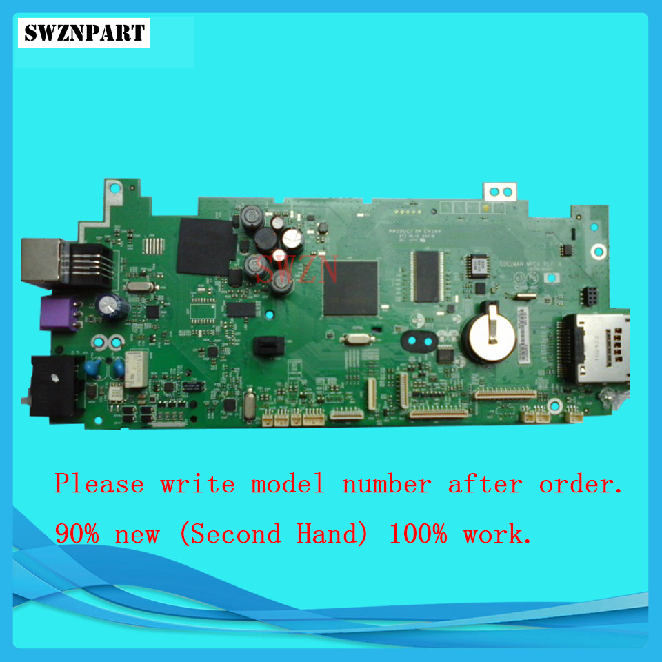 FORMATTER PCA ASSY Formatter Board logic Main Board MainBoard For HP Officejet 6500 formatter pca assy formatter board logic main board mainboard mother board for hp m775 m775dn m775f m775z m775z ce396 60001
