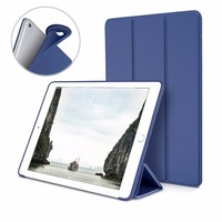 Zimoon New Case For Apple IPad Air 2 Silicone Full Package Super Thin Soft Case With