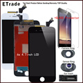 Grau de qualidade não de pixel para lg 1:1 qualidade lcd de vidro para iphone além de 7 6 s 6 s 6 mais 6g toque digitador da tela de lcd 3d montar