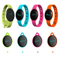Bluetooth 4.0 Necklace Step Counter Sport Activity Healthy Fitness Tracker Smart Bracelet Wristband Better Than Fit Bit H8
