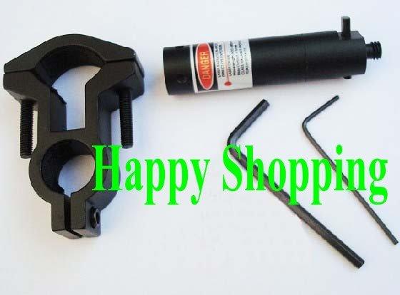 Aisoft пистолет Красная точка лазерный прицел с 8 типом крепления для охоты