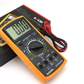 DT9205A AC/DC Profesional Eléctrica Handheld Tester Medidor Multímetro Digital Para la Batería Lipo RC