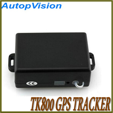 actual time Quad Band GPS Tracker TK800 robust magnetic IP56 waterproof Geo-fence SOS,over pace alarm GPS monitoring system