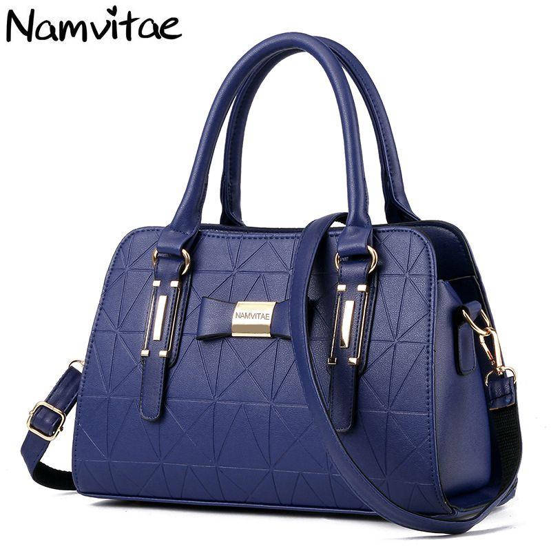 2018 Fashion Large Size Women Handbag Tote Bags Patchwork Female Shoulder Bag Mujer Bolsas Famous Brand Designer Luxury Handbags
