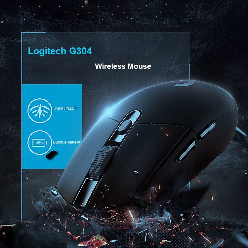 Image 5 - Logitech G304 Esports Game Wireless Mouse with USB Receiver 