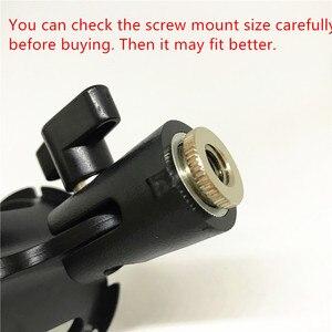 Image 5 - Jadkinsta 50PCS 5/8 to 3/8 Tripod Screw Microphone Screw Adapter Brass Mic Adapter Studio Accessories