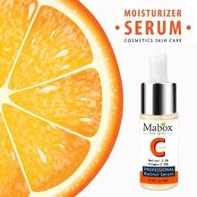 Mabox Vitamin C Whitening Serum Hyaluronic Acid Face Cream Remover Acne Treatmen