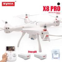 NEW SYMA X8PRO GPS DRONE RC Quadcopter With WIFI Camera FPV Professional Quadrocopter X8 Pro 720P
