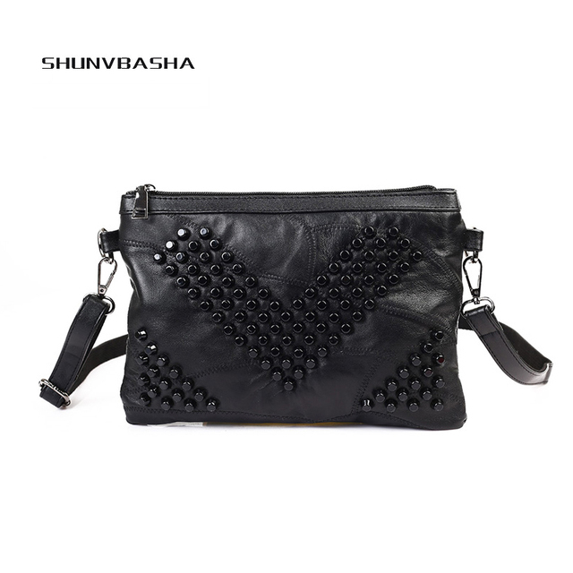 Luxury Handbags Women Bags Designer Kors Bolsas Victor Hugo Leather Messenger Purses And
