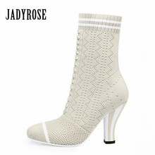 High Heels Ankle Boots For Women Birthday Gift Ideas For Ladies