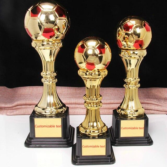 dc1be2209fc Melhor Originalidade High-end jogo De Futebol De Plástico Troféu Medalha de  Metal Artes E