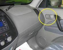 1 шт. 4 дверь Внутренняя дверь ручки внутренняя дверная ручка для китайский CHERY TIGGO внедорожник 2005 Авто Мотор часть T11-6105130